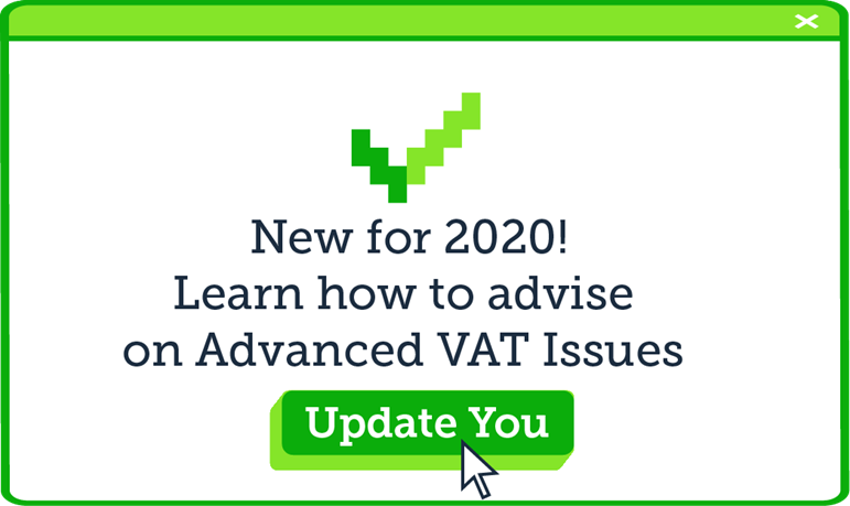 >Advanced VAT for Accountants - Nov 2020